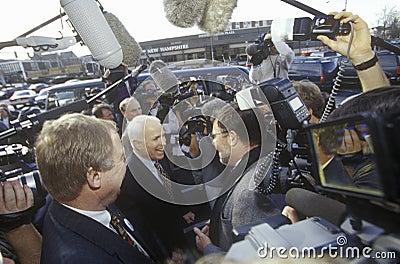 Senator John McCain Editorial Image