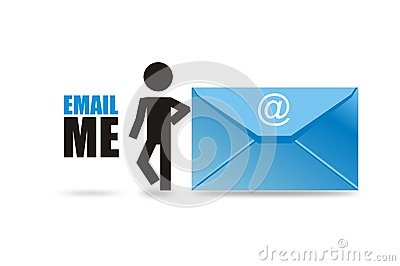Send email to me