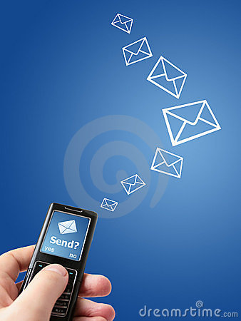 Send message?