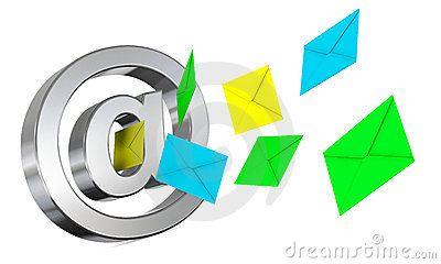 Send and receive emails
