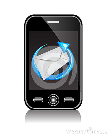 Sending messages on your mobile phone