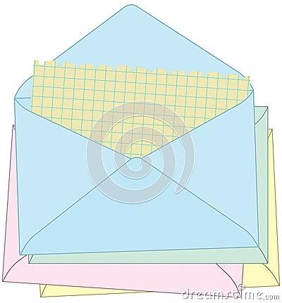 Sending my mail.