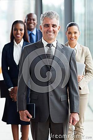 Senior business leader