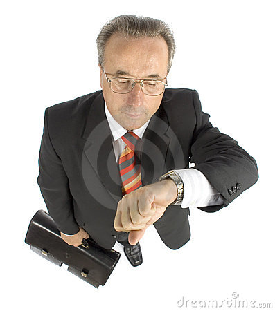Free Senior Businessman Royalty Free Stock Photo - 1062015