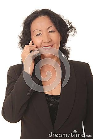 Free Senior Businesswoman 21 Stock Image - 2082341