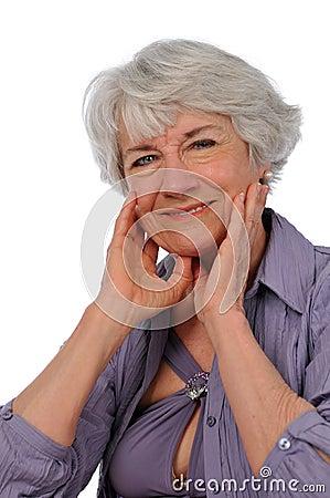 Senior Citizen Lady