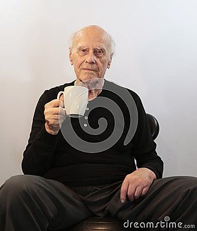 Senior Coffee Break