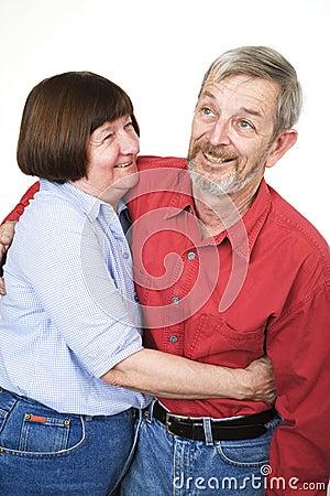 Senior couple 14