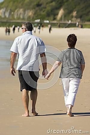 Free Senior Couple Royalty Free Stock Images - 145889