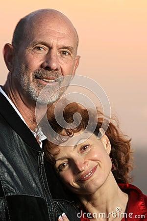 Free Senior Couple Royalty Free Stock Photos - 4574458