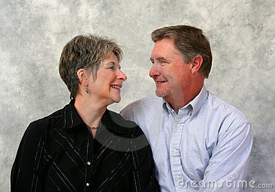 Senior Couple Portrait