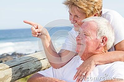 Senior couple prospective