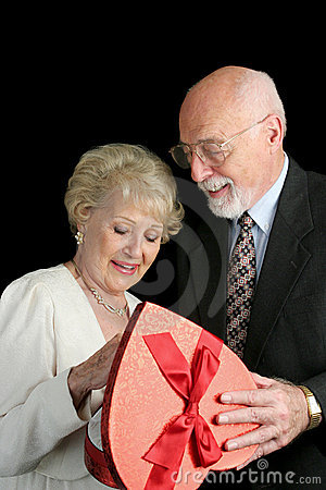 Senior Couple - Valentine Gift