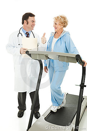 Senior Fitness - Positive Report