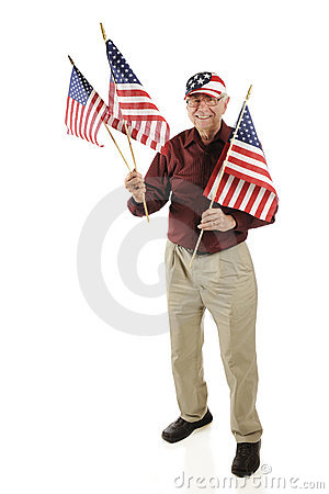 Senior Flag-Man