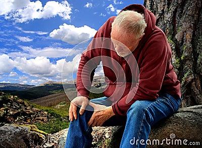 Senior Hiker