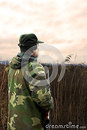 Senior Hunter