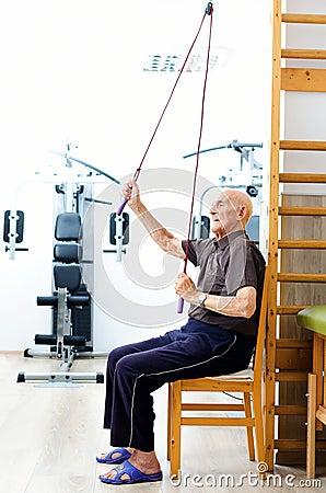 Free Senior Man Royalty Free Stock Images - 40705949