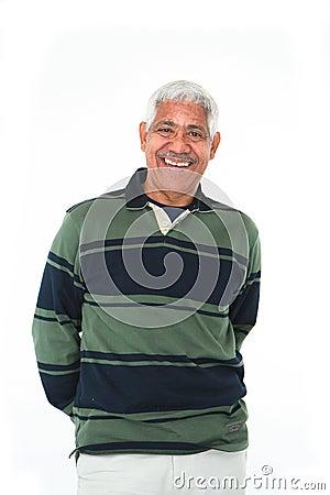 Free Senior Man Stock Image - 4977691