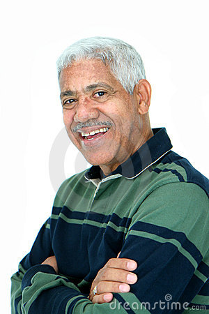 Free Senior Man Stock Photography - 4987792