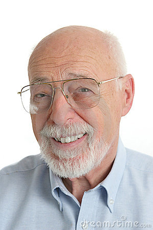 Free Senior Man - Friendly Stock Photos - 809073
