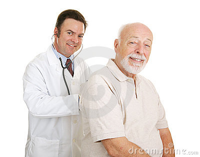 Senior Medical - Doc & Patient