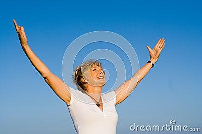 Senior praise