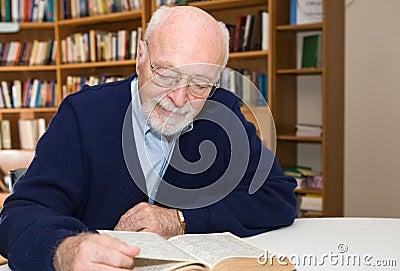 Senior Reader