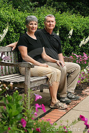Senior Retired Couple