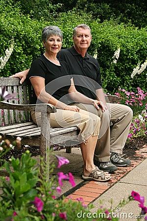 Senior Retired Couple