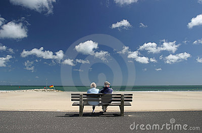 Senior Retired Couple Relaxing