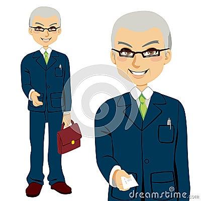 Senior Salesman
