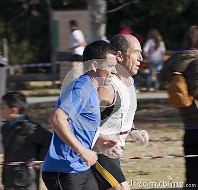 Senior sprint Editorial Photography