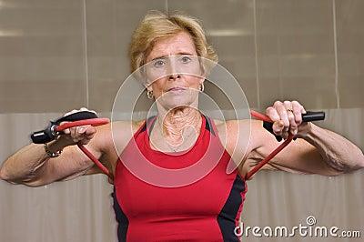 Senior Strength Workout