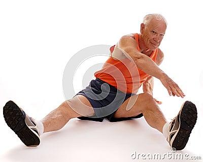 Senior Stretches