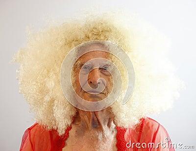 Senior Transvestite
