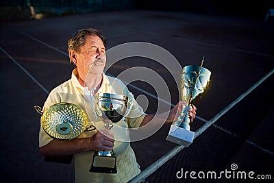 Senior winner