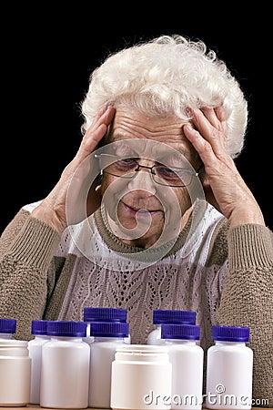 Free Senior Woman Stock Image - 12677561
