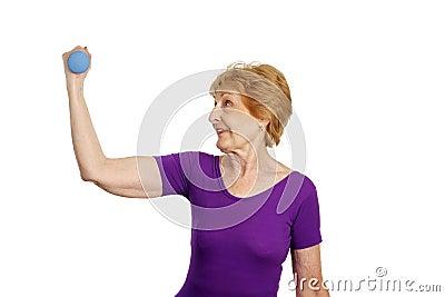Senior Workout - Seventy & Str