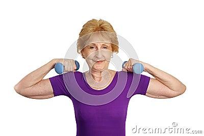 Senior Workout - Strength