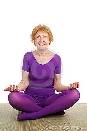 Senior Yoga - Contentment