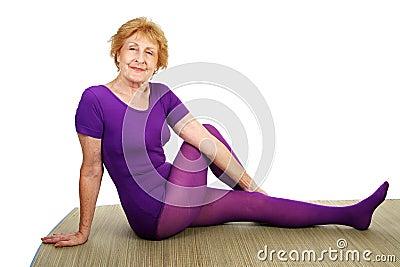 Senior Yoga - Flexible