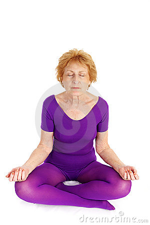 Senior Yoga - Meditation