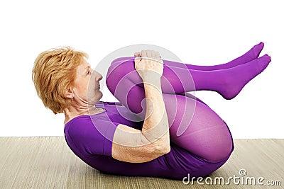 Senior Yoga - Suppine