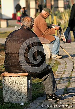 Free Seniors Royalty Free Stock Photos - 1583568
