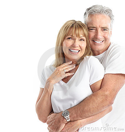 Free Seniors Couple Stock Photo - 15443230