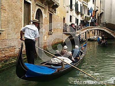 Seniors On The Gondola