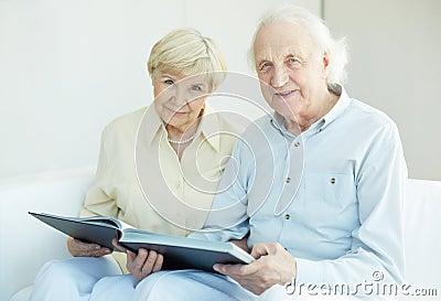 Seniors at home