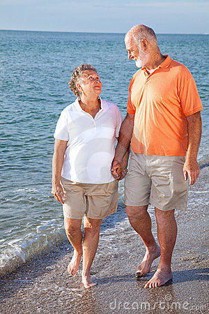 Seniors - Romance on the Beach