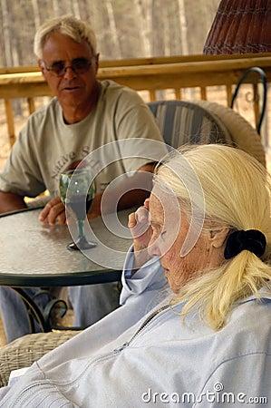 Seniors: A Time Of Distress